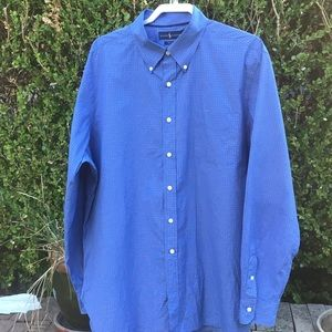 Men's Ralph Lauren Long Sleeve Shirt Size XXL